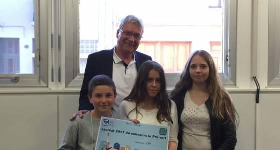 Concours le Pré Vert : les élèves du lycée agricole de Mirande récompensés