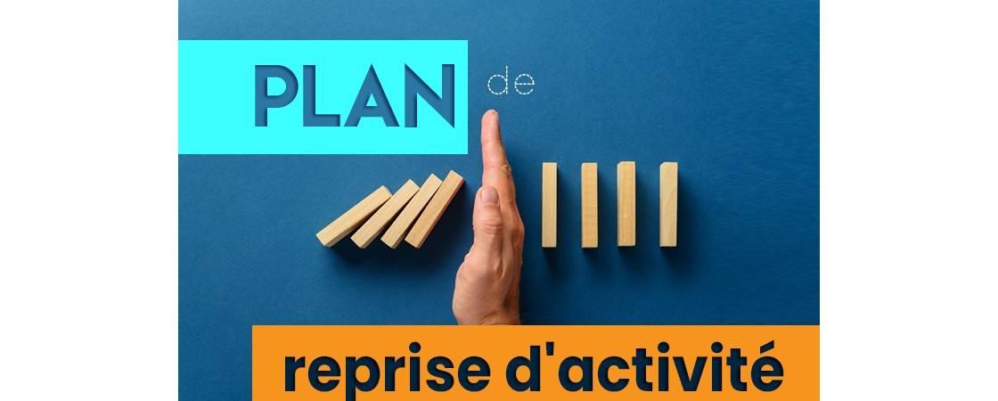 Plan de reprise d'activité - Mirande Riscle