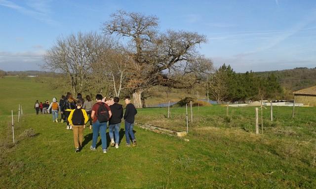 Découvertes de trajectoires de vie peu communes pour les élèves du lycée agricole de Mirande