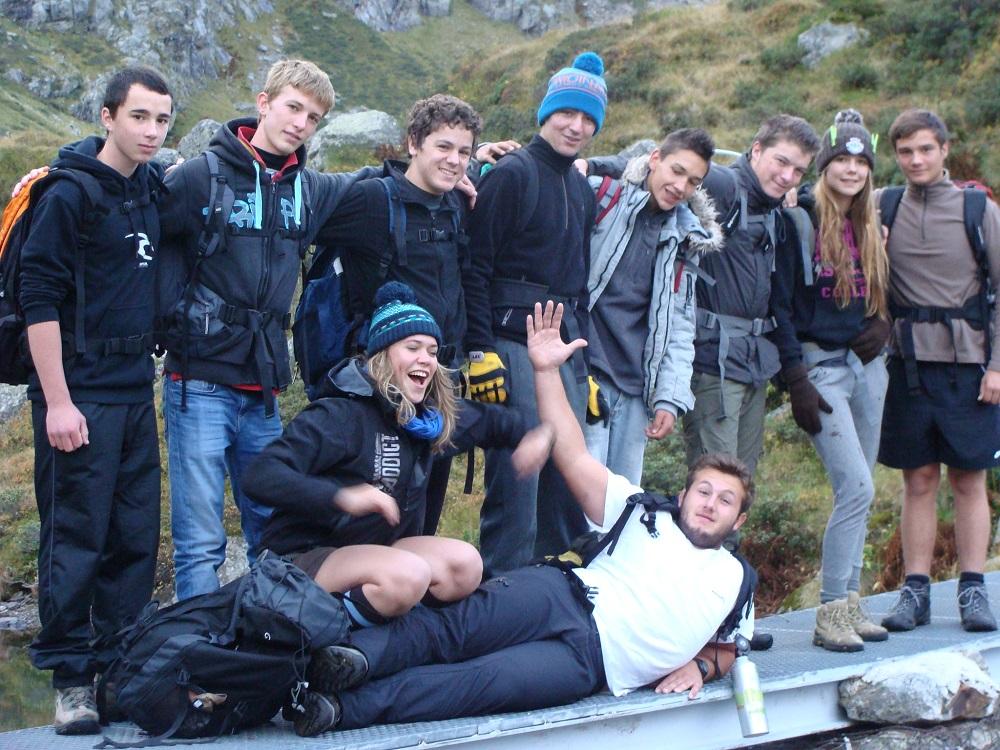 3 journées de randonnée pour les CAPA Maréchalerie