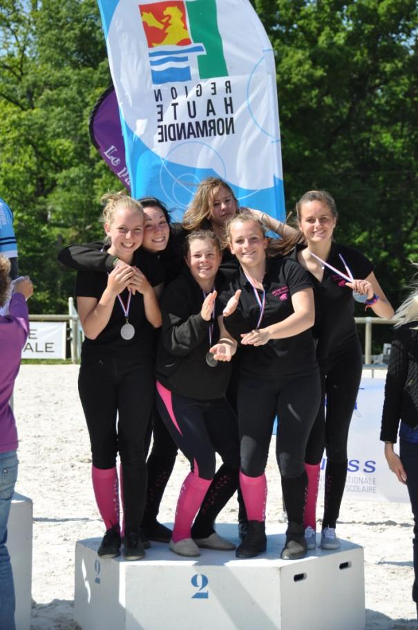Equitation - Championnats de France