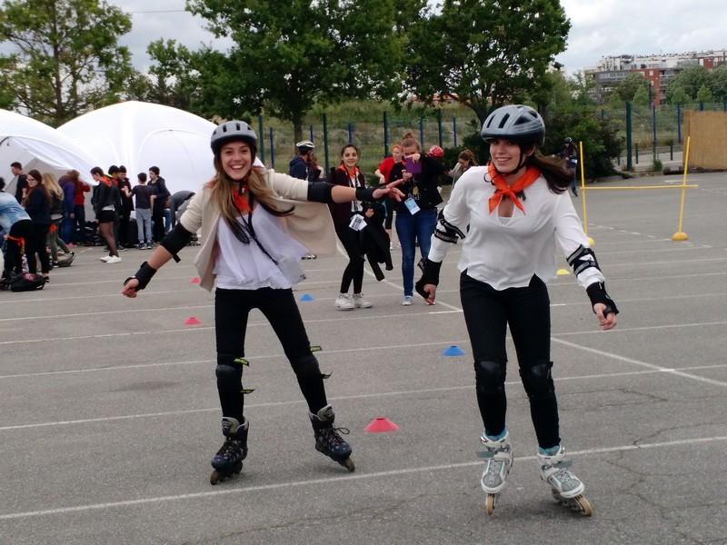Lycée de Mirande au Festiv' de Toulouse