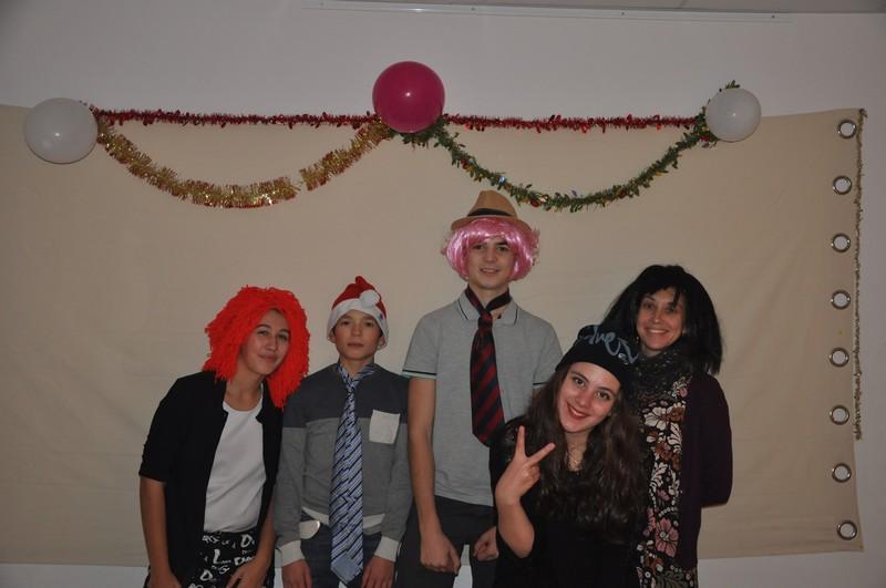 La soirée de Noël au lycée agricole de Mirande