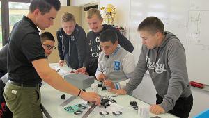 Projet Energie Lycée Riscle